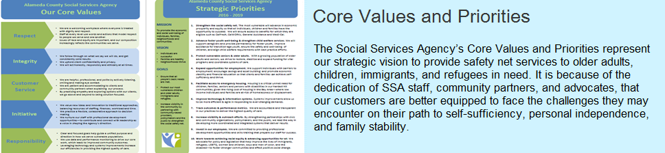 Alameda County Social Services